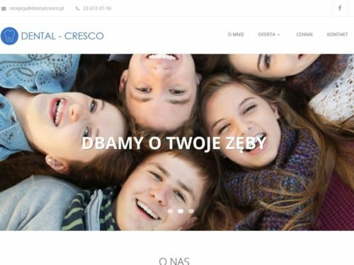 Gabinet stomatologiczny Dental Cresco